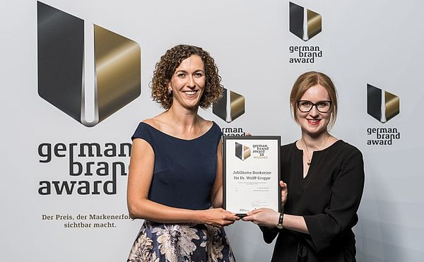 MEDIUM gewinnt German Brand Award 2018